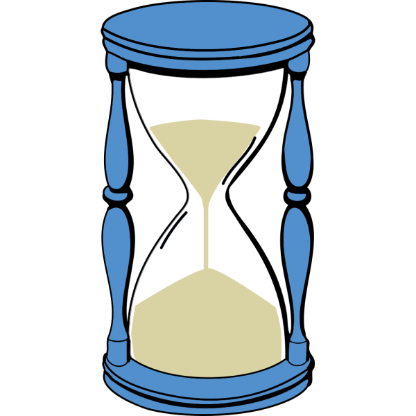 Hourglass With Sand PNG images