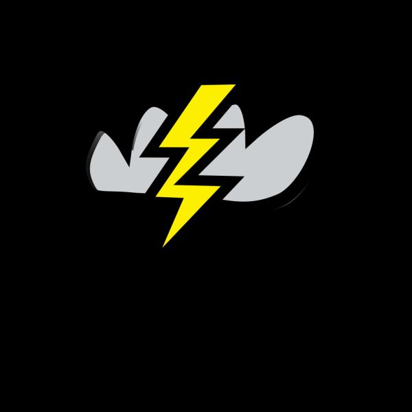 Thunder Storm PNG Clip art