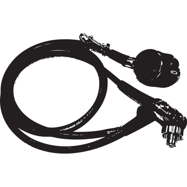 Computer Female Power Cable Plug PNG clipart