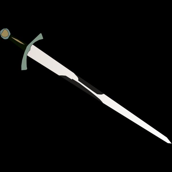 Black Grey Sword PNG Clip art