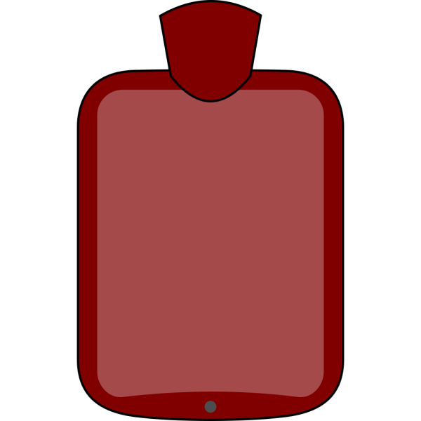 Karderio Hot Water Bottle PNG Clip art