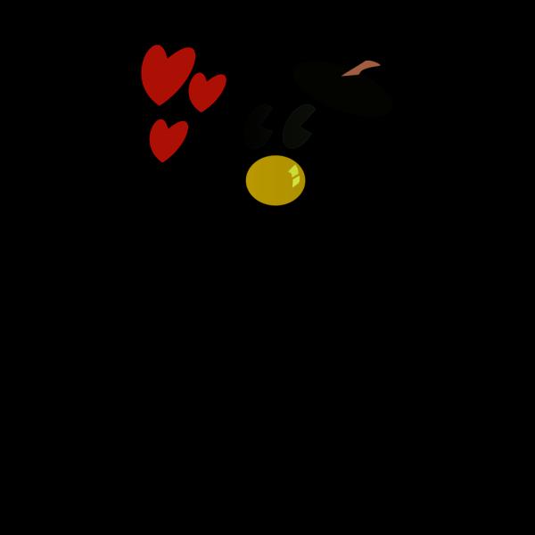 Artist Face Hat Cartoon Figure PNG Clip art