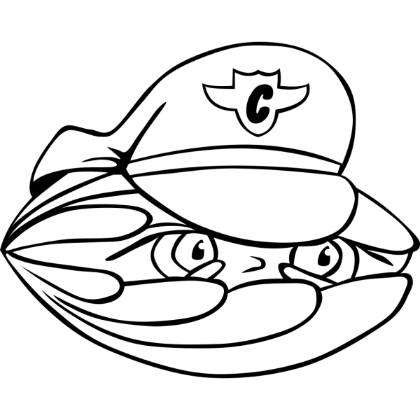 Clam Security Guard 2 PNG clipart