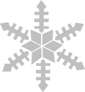Snowfalke PNG icons