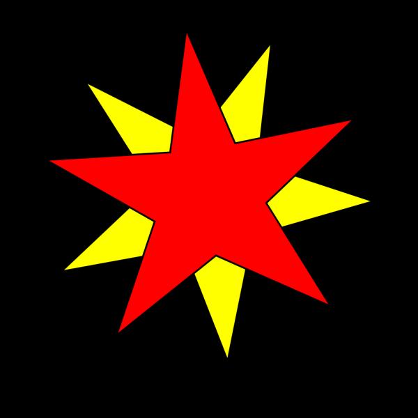 Special K Blue Star PNG Clip art