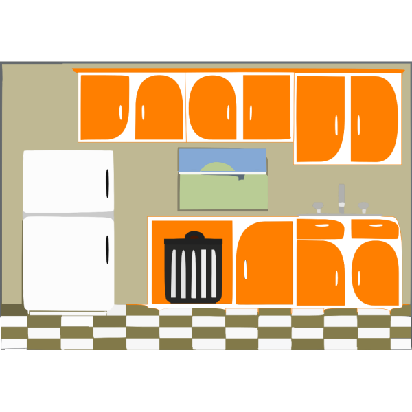 Kitchen Cupboards PNG images