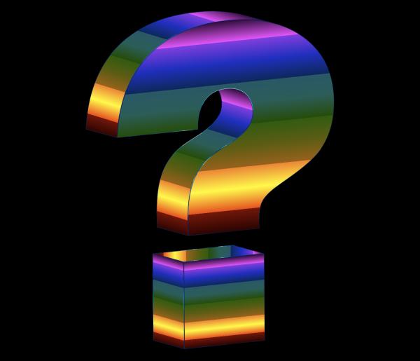 Question Mark PNG Clip art