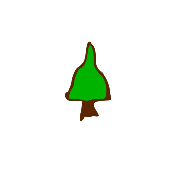 Plant Tree Cartoon PNG image