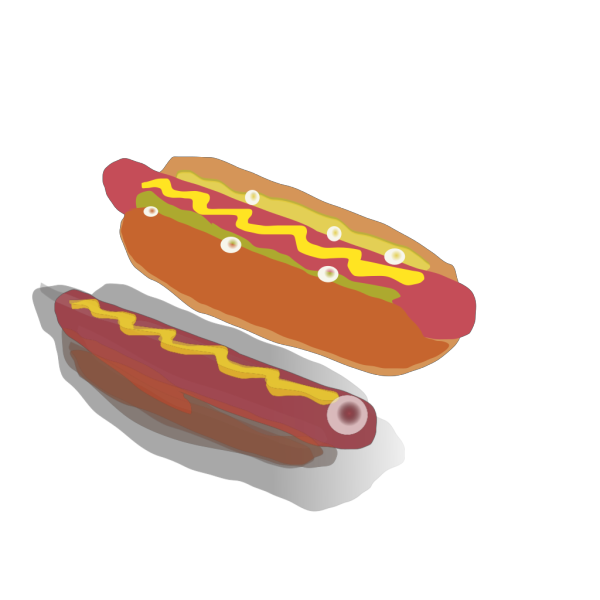 Hot Dog Sandwich  PNG Clip art