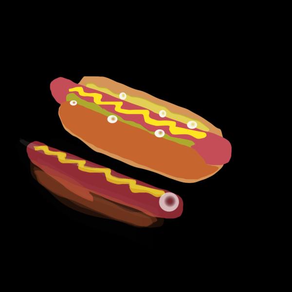 Hot Dog Sandwich  PNG images