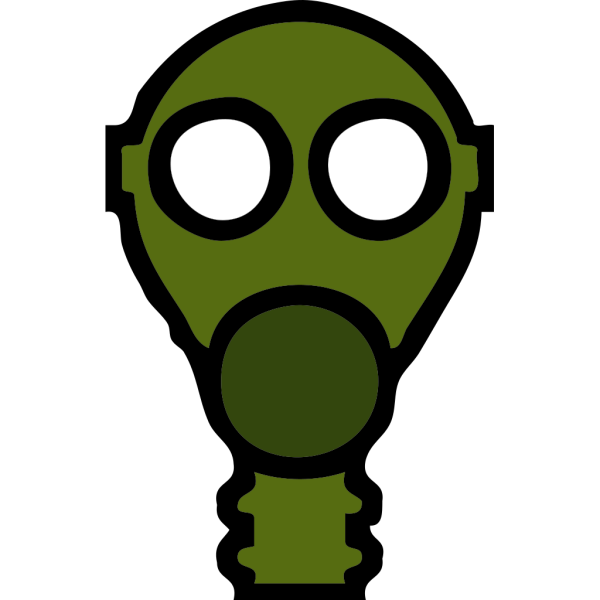 Gas Mask PNG icons
