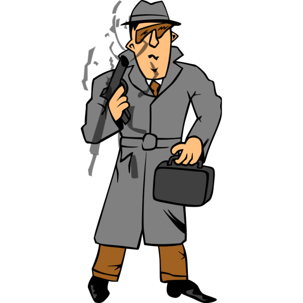 Spy PNG Clip art