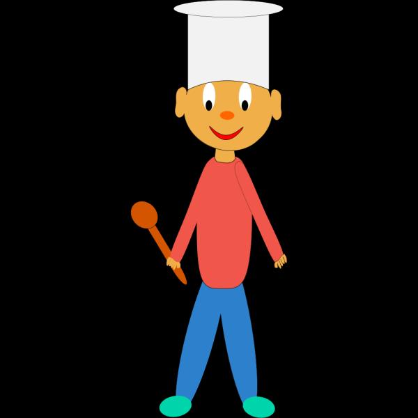 Cook Chef Cartoon PNG Clip art