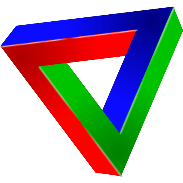 Sivvus Impossible Triangle PNG images