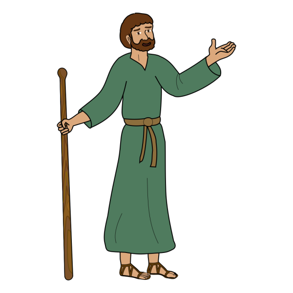 Paul Of Tarsus PNG clipart