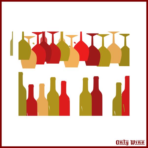 Bottles PNG Clip art