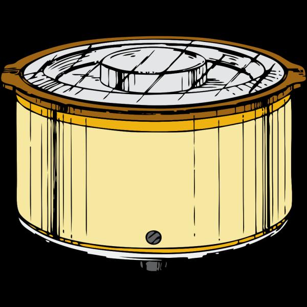 Crockpot PNG Clip art