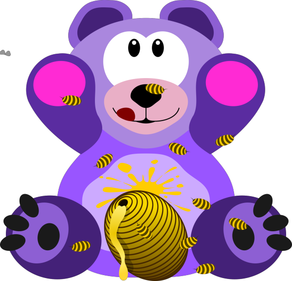 Stuffed Teddy Bear PNG Clip art