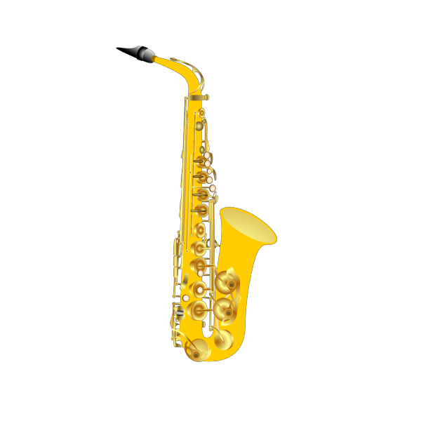 Sax PNG clipart
