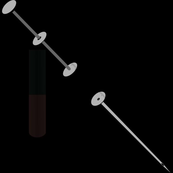 Hypodermic Needle 1 PNG Clip art