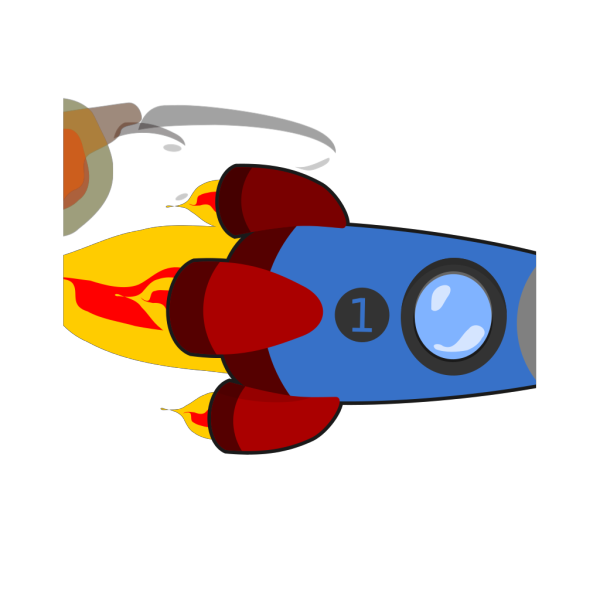 Rocketship PNG images