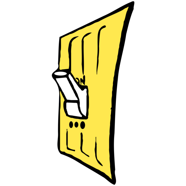 Electric Switch PNG Clip art