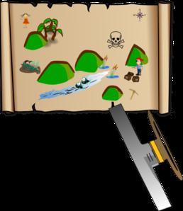 Treasure Map PNG images