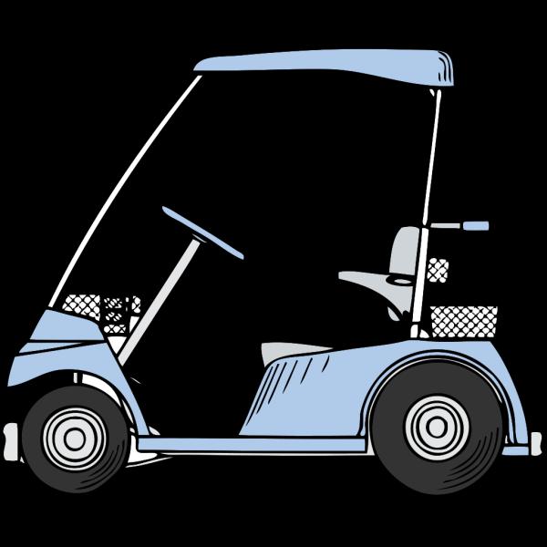 Golf Cart PNG clipart