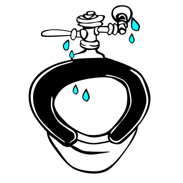 Leaking Toilet PNG Clip art