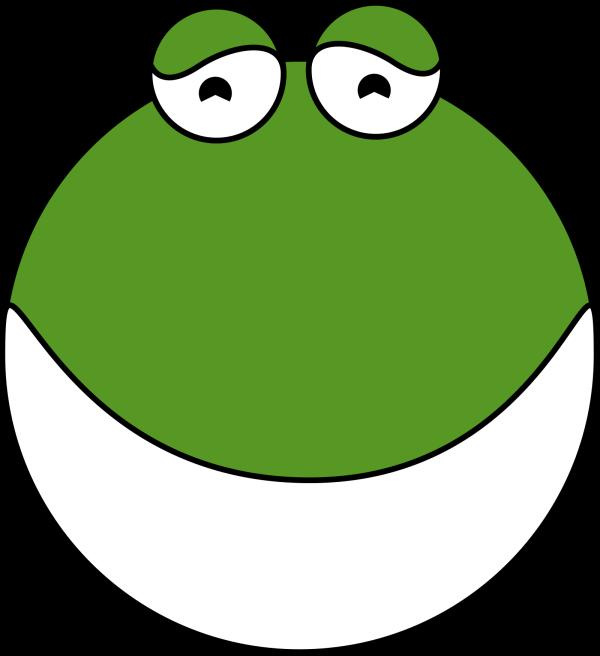 Skinny Frog PNG Clip art
