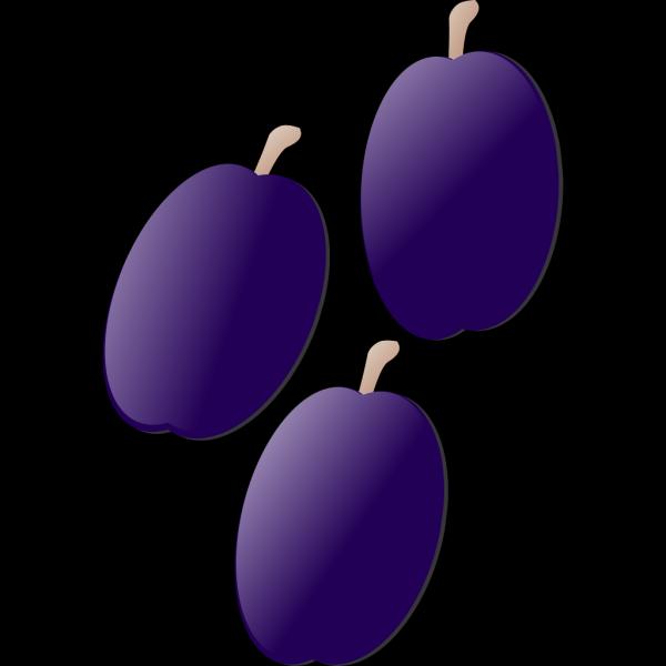 Plums PNG Clip art