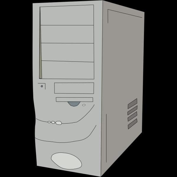 Case Tower PNG Clip art