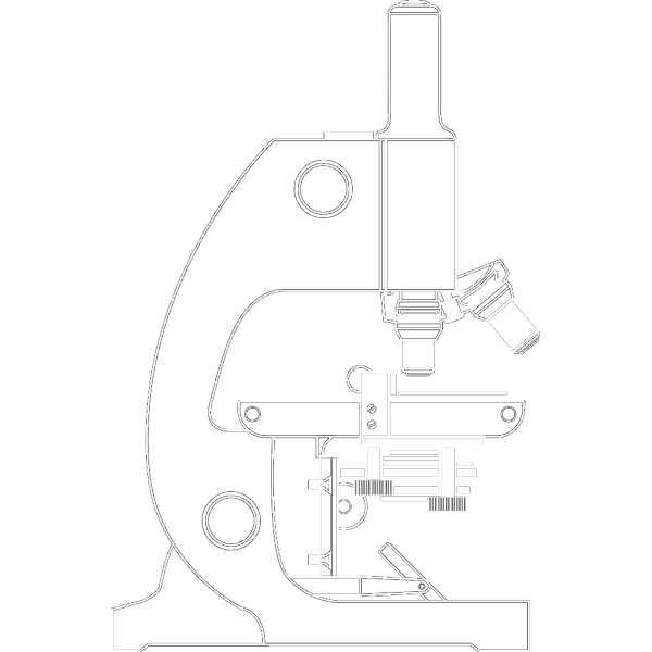 Microscope With Labels PNG images