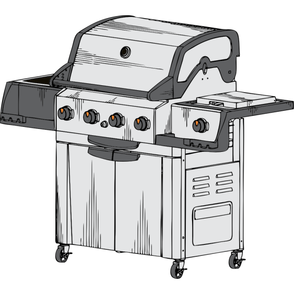 Grill PNG images