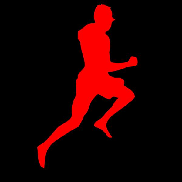 Running Man PNG Clip art