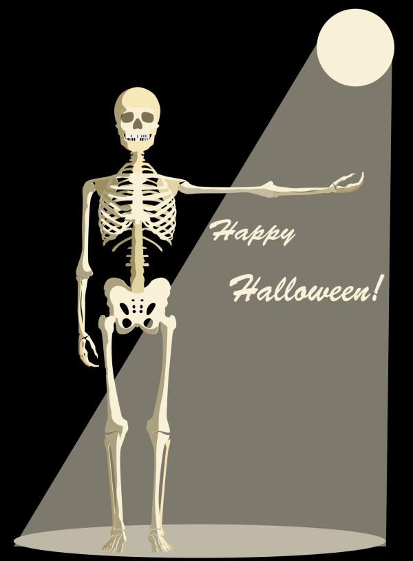 Skeleton Friend PNG Clip art