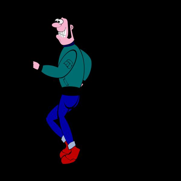 Dancing Man PNG Clip art