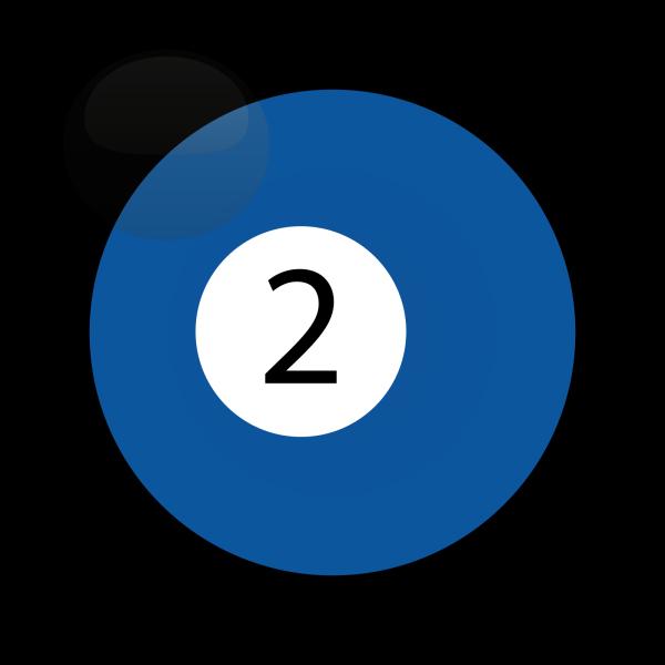 Blue Cristal Ball PNG Clip art