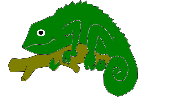 Chameleon PNG images