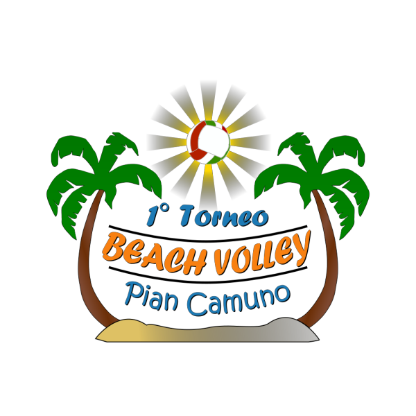Torneo Beach Volley PNG Clip art