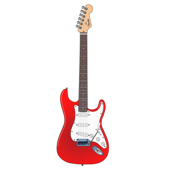Stratocaster PNG Clip art