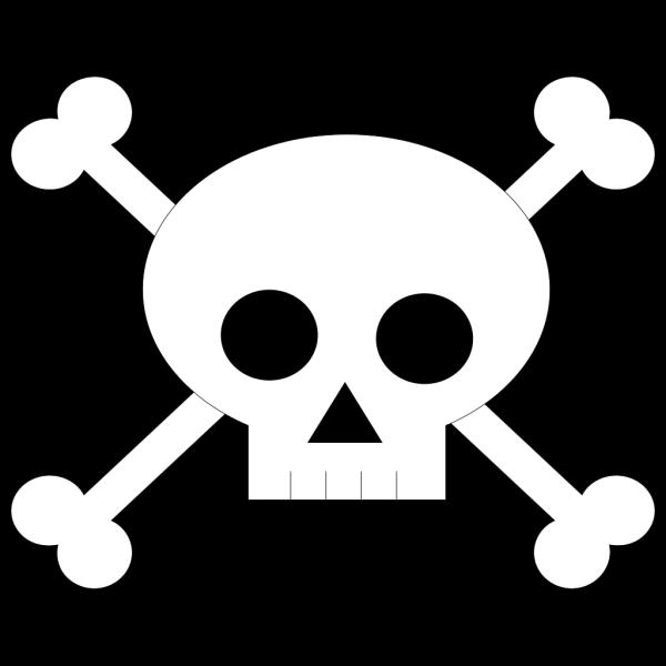 Skull And Crossbones PNG Clip art