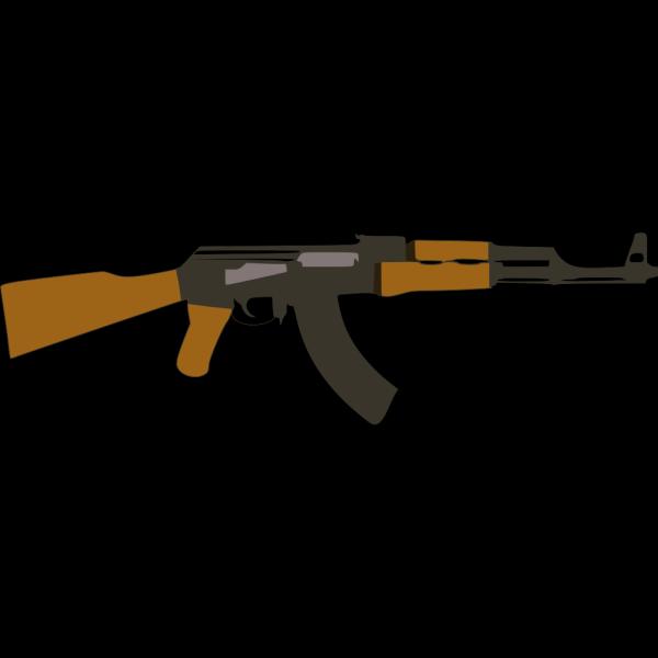 Automatic Gun PNG Clip art