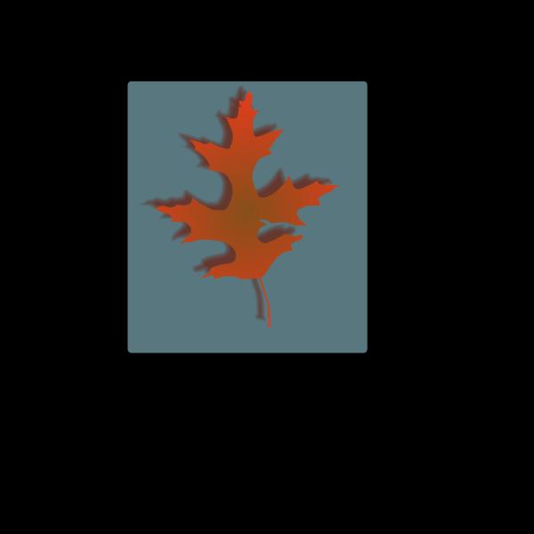 Oak Leaf Autumn PNG Clip art