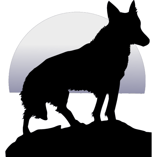 Wolf 13 PNG Clip art