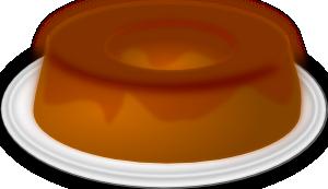 Pudding PNG Clip art