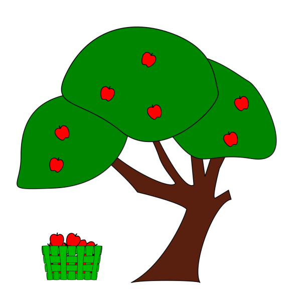 Apples PNG clipart