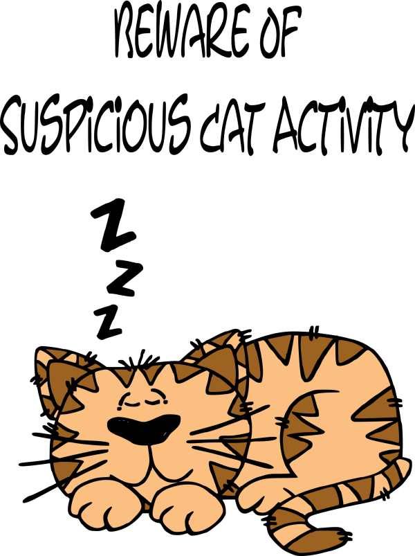 Gothic Cat PNG images