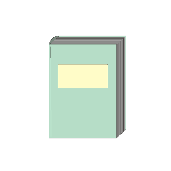Note Book PNG Clip art
