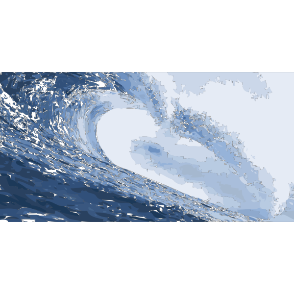 Water Waves PNG Clip art